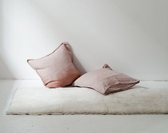 Genuine Sheepskin Rug or Bedspread White / 70 x 160 Centimeters / Handmade Decorative Sheepskin Rug White / Shaggy Sheepskin Carpet.