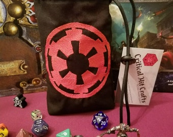 Galactic Empire - Dice bag