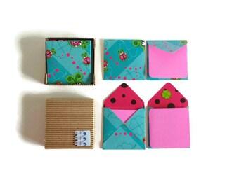 Ladybugs Mini Stationery Set