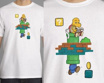 """Mario T-Shirt - """"Poopa Troopa"""""""