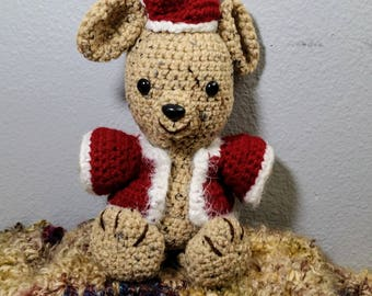 Crocheted Teddy Bears, durable and safe for all ages