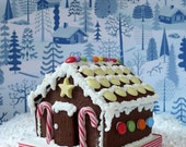 Do-it-yourself Gingerbread House Kits - Children's Gifts