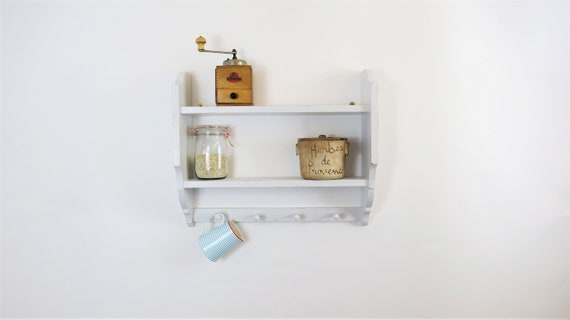 French Country Kitchen Shelf   Traditional Kitchen Shelving And Storage  Handmade In Cambridgeshire By Beaufort U0026 Dunham