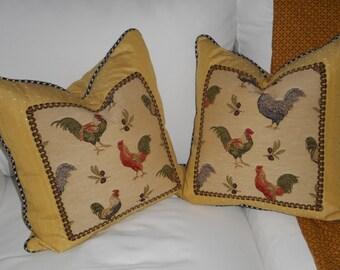 Roaster pillows