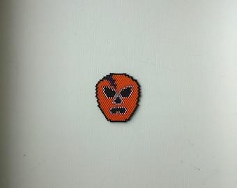 Miyuki Mexican wrestler brooch