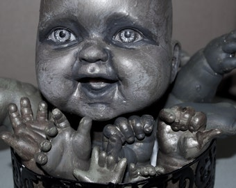 The Original Zombie Baby Lamp