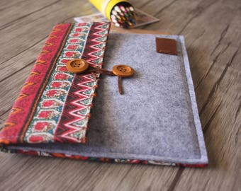 Felt Nook Glowlight Plus Case, kindle Voyage Sleeve, Kobo Case, Kindle Paperwhite Covers, Kindle Voyage Custom All e-Reader Sleeve