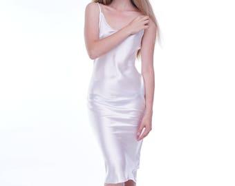bridal nightgown satin slip dress liner bridal slip wedding