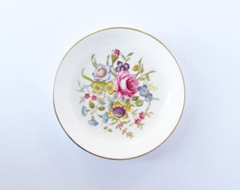 Bone china - Royal Worcester small plate - 11.3 cm