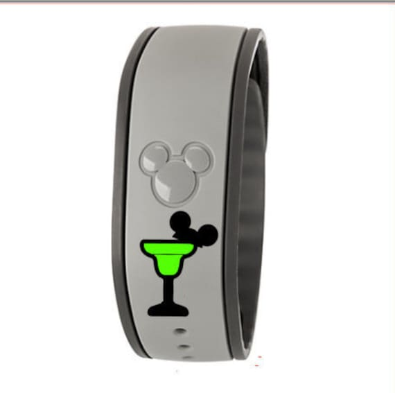 Epcot food and wine festival margarita magic band decal
