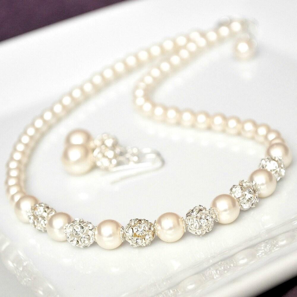Bridesmaid Jewelry SET Bridesmaid Jewellery SET. Bridesmaid