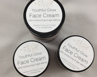 Youthful Glow Face Cream