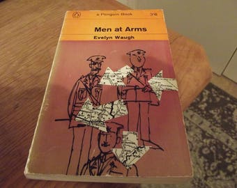 Men at Arms, Evelyn Waugh, Penguin 1967