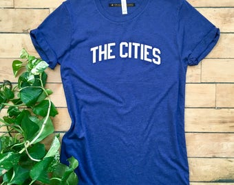 The Cities Flock Tee - Unisex