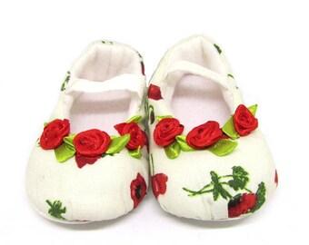 shoes babies cotton