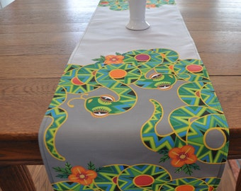 Chinese New Year Snake - Table Runner