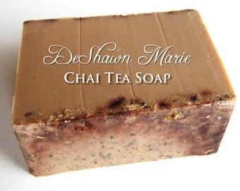 3.5 lb Soap Loaf -SOAP -  Chai Tea Vegan Handmade Soap Loaf, Wholesale Soap Loaves, FREE SHIPPING