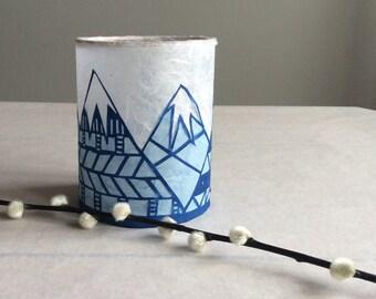 Papercut handmade lantern