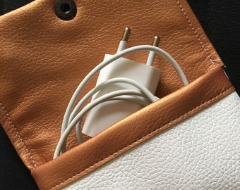 Pouch for charging cable