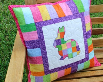 Easter Pillow Cover