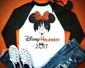 Halloween Disney Shirt/Tank/Long Sleeve