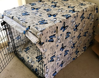 Dog crate cover for 48 inch crate