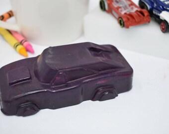 XXL Car Crayon - Recycled Crayon - Car Crayons - Cars - Birthday Party Favors - Party Favor - Little Boys - Boys Birthday - Car Party
