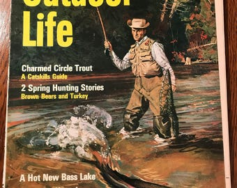 Outdoor Life March 1969