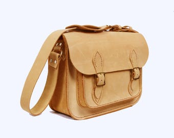 Satchel Leather Satchel Handbag Bag Messenger Bag Shoulder Bag Crossbody Bag