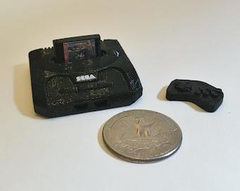 Mini SEGA Genesis 2 - 3D Printed!