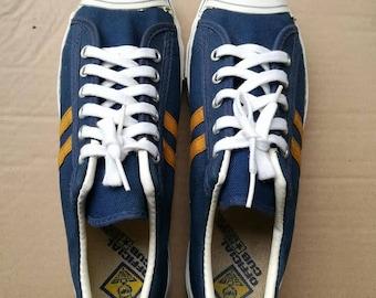 Converse Scout BLUE ( DeadStock ) Sz.6 us