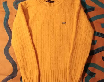 Buttercup Yellow Izod Sweater