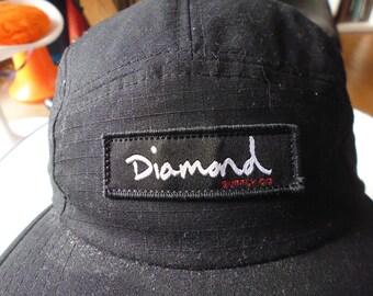 vtg cap Diamond Skateboard