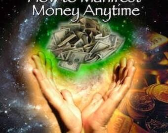 Money Manifesting Session