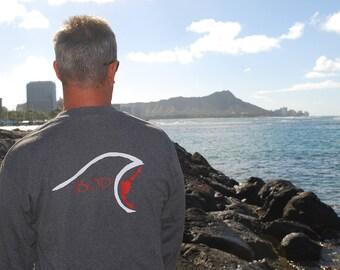 Long Sleeved Surf Shirt