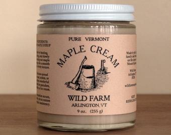Wild Farm Maple Cream, 9oz