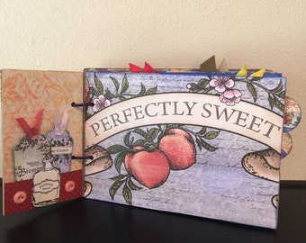 Perfectly Sweet Paper Bag Album