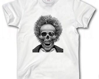 Skull Home Alone T Shirt S-XXXL Funny Cool Film Macaulay Culkin
