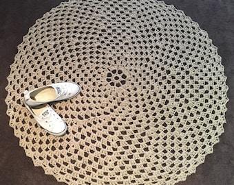 Soft Area Floor Rug