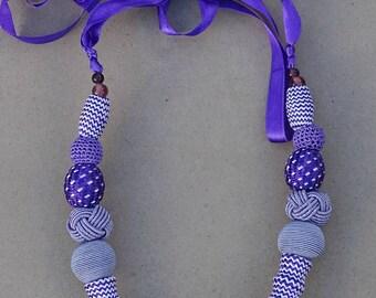Handmade Cotton Necklaces - Dream Weavers