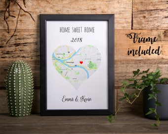 New home gift, personalized gift, housewarming gift, realtor gift, moving gift, relocating gift, custom housewarming gifts, new apartment