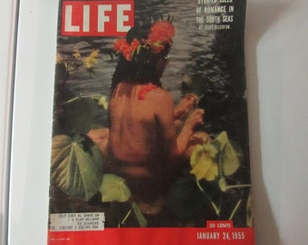 Life Magazine January 24, 1955