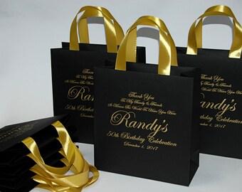 Elegant Gift Bag Etsy