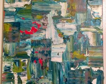"12""x12"" Acrylic Painting"
