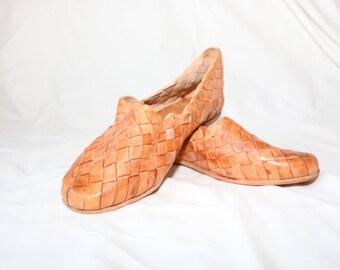 Handmade Women's Leather BrasilBrasil Afoxé shoes