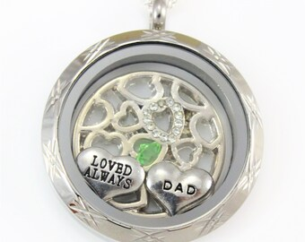 Daddy is My Guardian Angel, In Memory of Dad, Memorial Jewelry Dad, Sympathy Gift Father, Guardian Angel Dad, Remembrance Necklace Dad,