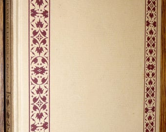 Cliff Dwellings and Other Poems by Glenn Ward Dresbach 1926 Hardcover HC - Poetry Verse