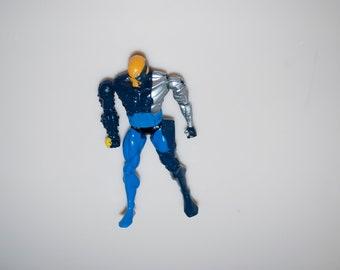 "Marvel X-Men Raza 1994 Action Figure 5"" Toy Biz"