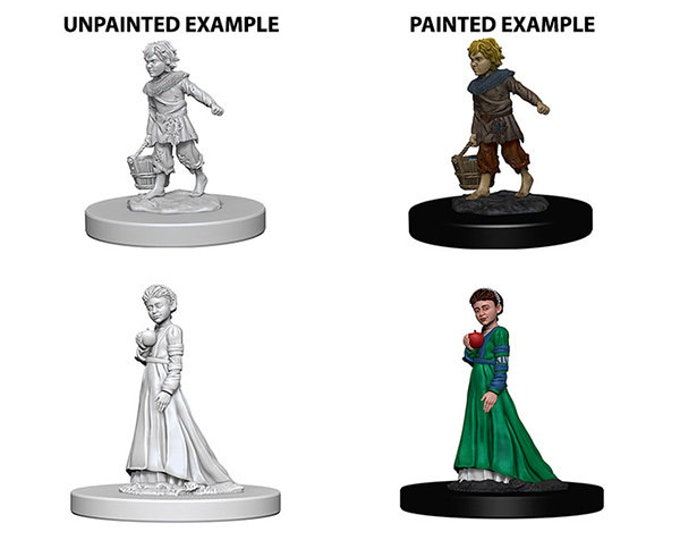 Pathfinder Minis: Wave 4 - Children - 73183 - WizKids