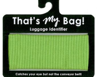That's My Bag - Green Stripes